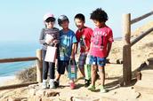 Children develop friendships