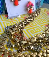 Sutton Necklace - Gold