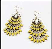 E9 Norah Earrings
