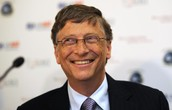 Here are some   reasons why I  admire Bill Gates