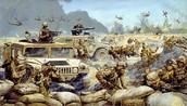 Event #1 Gulf war and Desert Shield/Storm