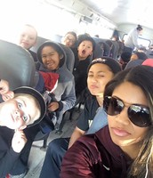 Bus ride with Ms. Kemi