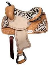 Saddles and tack!
