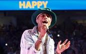 pharell sings happy