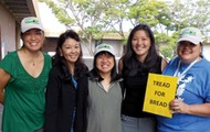Melanie Started with Tread for Bread