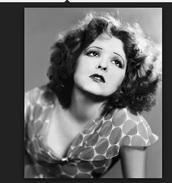 facts about Clara Bow