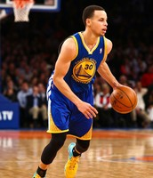 """Stephen Curry """"The Natural"""""""