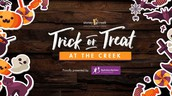 Trick-or-Treat at the Creek
