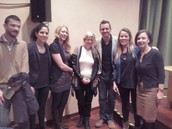 Here's the BC Bunch with Jamie Keddie