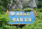 Dau Go Cave - Tourist Attraction