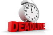 Composite Letter Application Deadlines