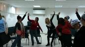 """""""התרגשות על הבימה"""" - מקורס: אומנויות הבמה"""