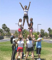 Ana the Cheerleader