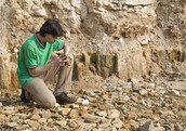 How geologists learn about the Earth's interior?