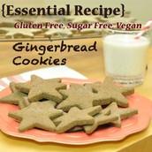 Gingerbread cookies!!!