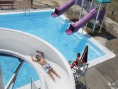 Pool Hours: Open daily 12:00 - 8:00 pm