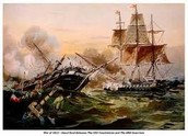 Naval Battle Of 1812