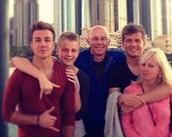 La familia Götze