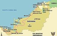 Sabah and in Sarawak
