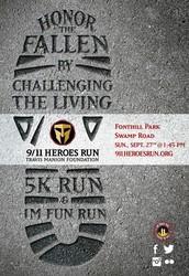 9/11 Heroes Run