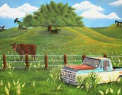 Annual Houston Livestock Rodeo Art Show