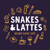 Snakes & Lattes Board Game Cafe