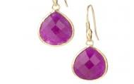 Serenity Small Stone Earrings