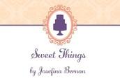Sweet Things by Josefina Bernon