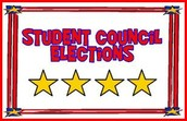 2016-2017 Student Council Officer Elections