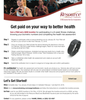 Resource Training and Solutions offers FREE FitBits