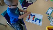 Word Work during Daily 5