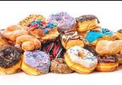 hitsory of donuts