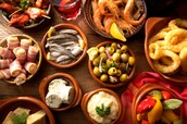 Some Cultural Foods of Spain.