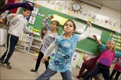 Students can be Healthier Through Dance