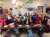 We Filled Our Sixth Class Bucket! Favorite Toy Day!