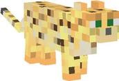 ocelots are in games (minecraft)