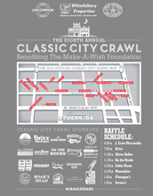 Y'all crushed Classic City Crawl Sales