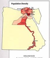 Population map: