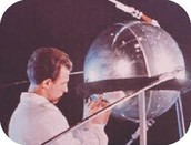 Sputnik being built