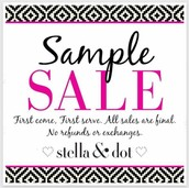 SAMPLE Sale! up to 60% off!!! NEW MARKDOWNS!