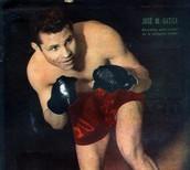 """José María """"El Mono"""" Gatica"""