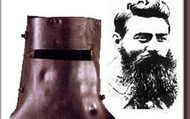 Ned Kelly & His Armour.