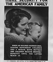 Poster for Women and Children