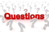 Some questions that are usually asked.