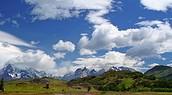 La parque nacionals de Torres del Paine