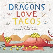 February book: Dragons Love Tacos