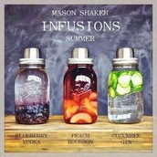 Summer infusion ideas!