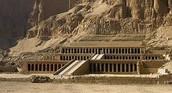 Hatshpesut's Burial Place