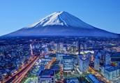 Mt. Fuji's nearby city