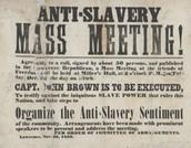 Anti-Slavery Propoganda